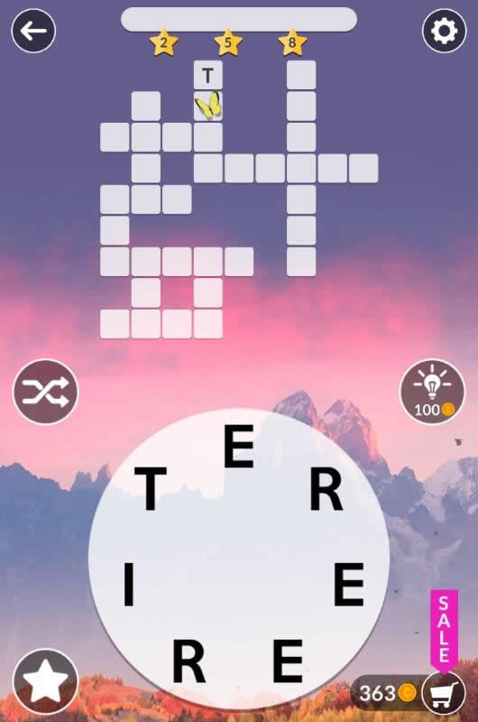 Wordscapes Daily Puzzle November 11 2018 Answers