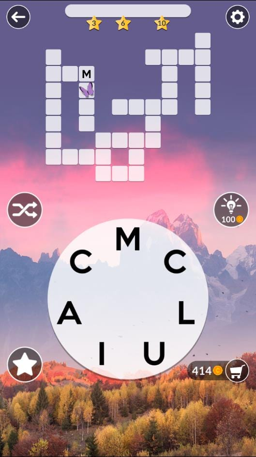 Wordscapes Daily Puzzle November 13 2018 Answers